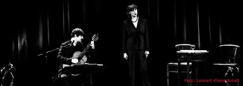Brecht – Lieder, Lyrik, Worte